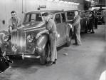BENTLEY Mk VI Saloon (1946 - 1953)