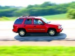Chevrolet Trailblazer Specs Amp Photos 2000 2001 2002