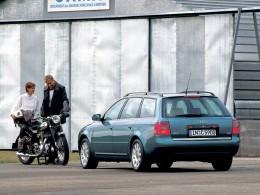 Audi A6 Avant Specs 1998 1999 2000 2001 Autoevolution