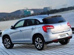 citroen c4 aircross specs 2012 2013 2014 2015 2016 2017 autoevolution. Black Bedroom Furniture Sets. Home Design Ideas