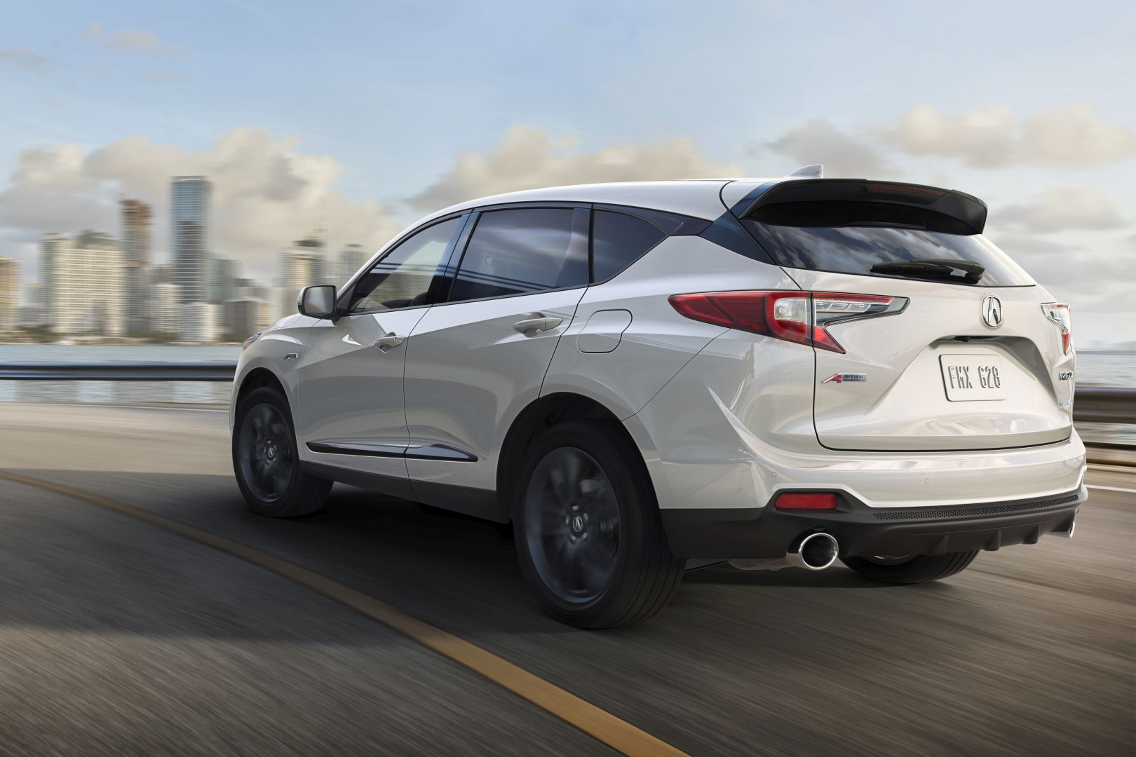 ACURA RDX specs & photos - 2018, 2019 - autoevolution