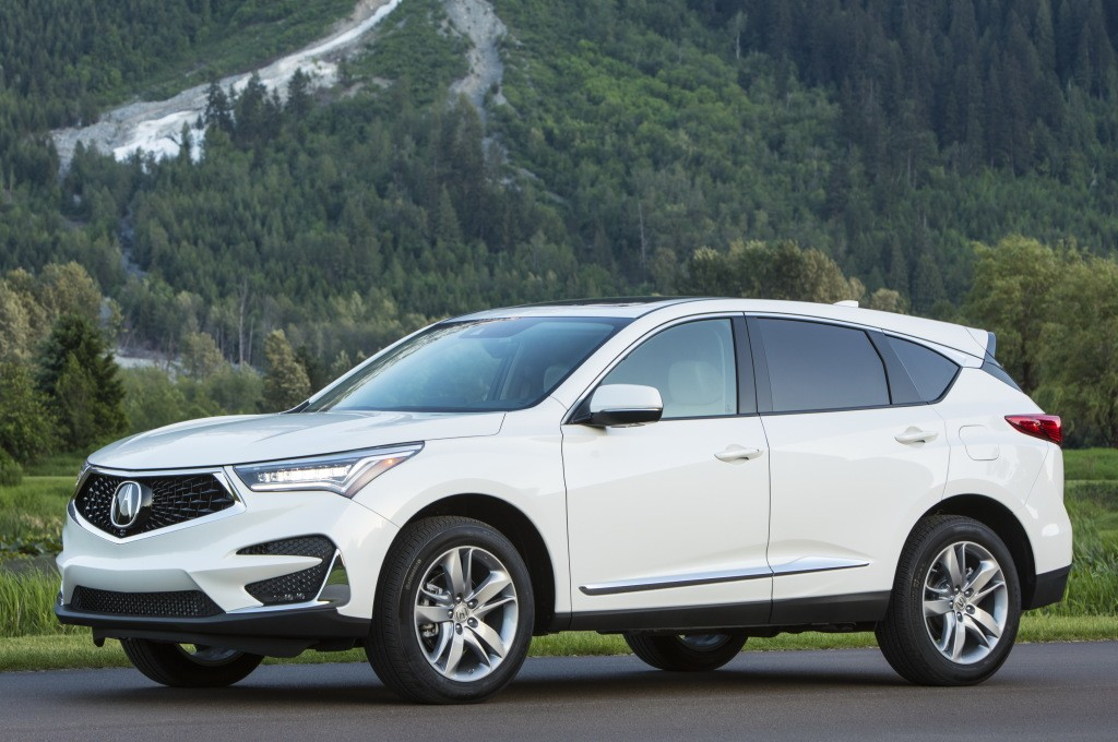 ACURA RDX specs & photos - 2018, 2019, 2020 - autoevolution