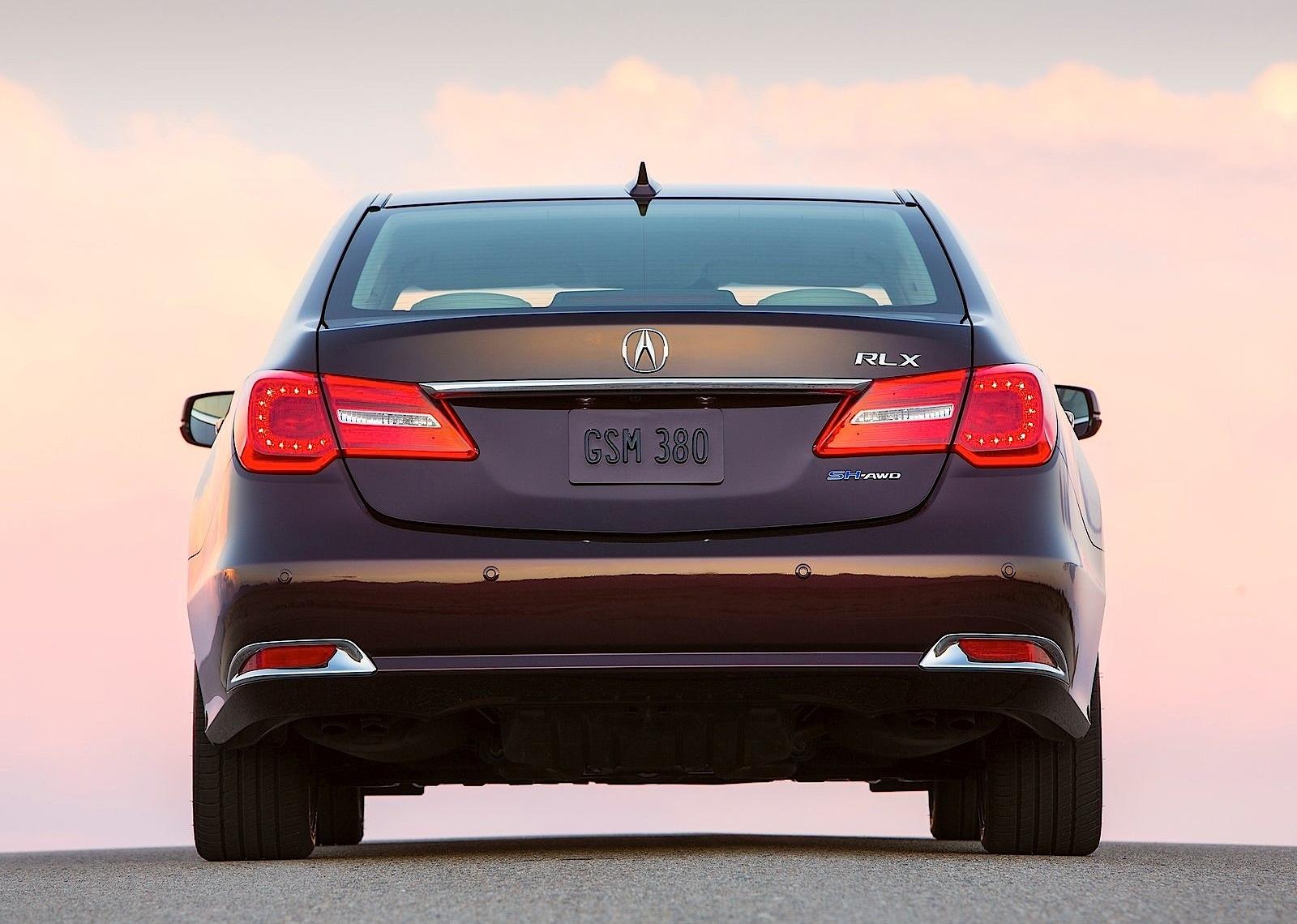 Acura Rlx Specs Amp Photos 2013 2014 2015 2016 2017