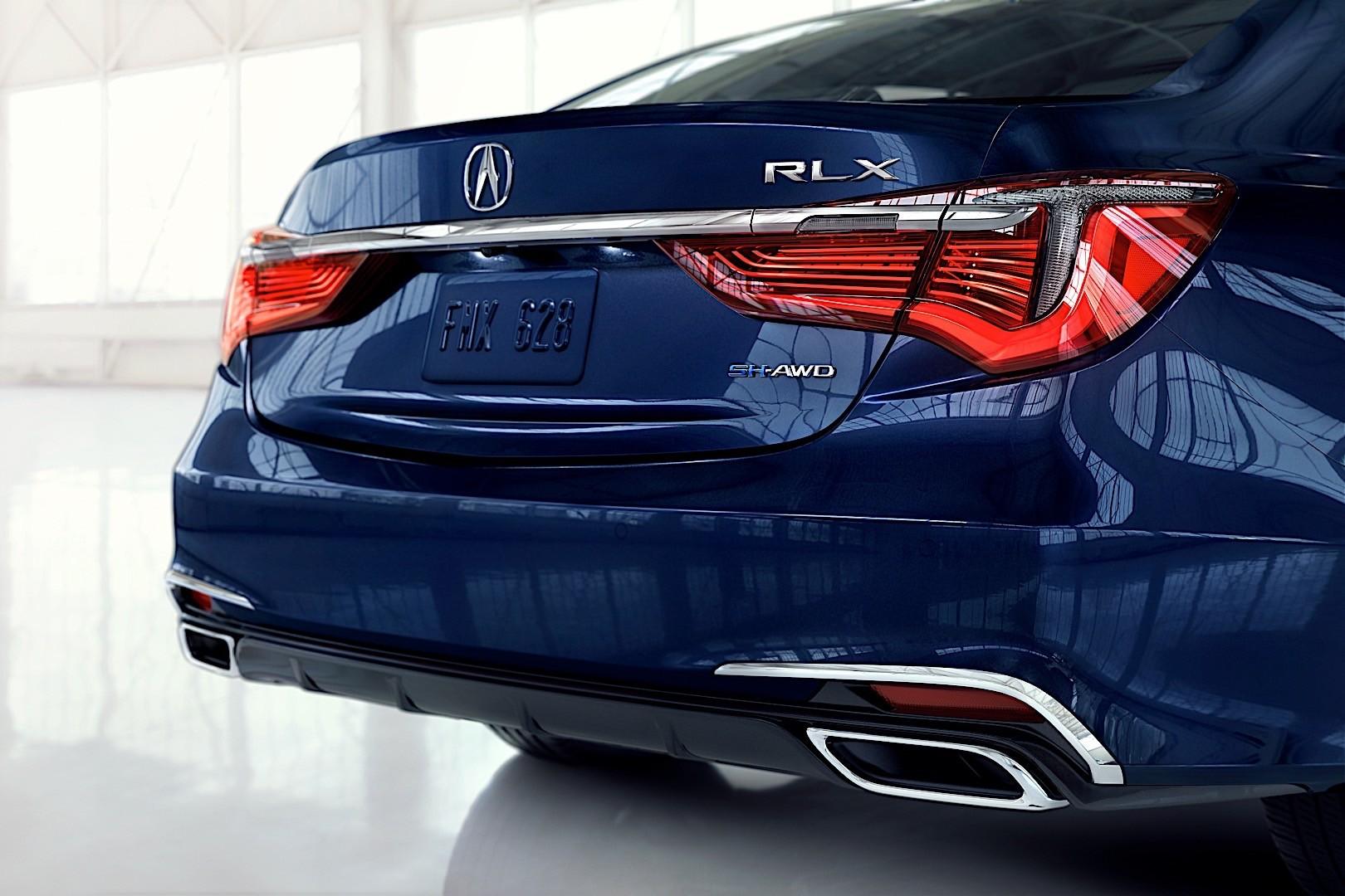 Acura Rlx 2017 Present