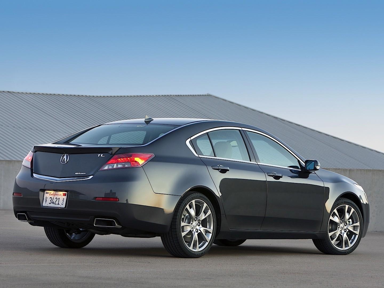 Acura Tl Sh Awd >> ACURA TL specs & photos - 2008, 2009, 2010, 2011, 2012, 2013, 2014 - autoevolution