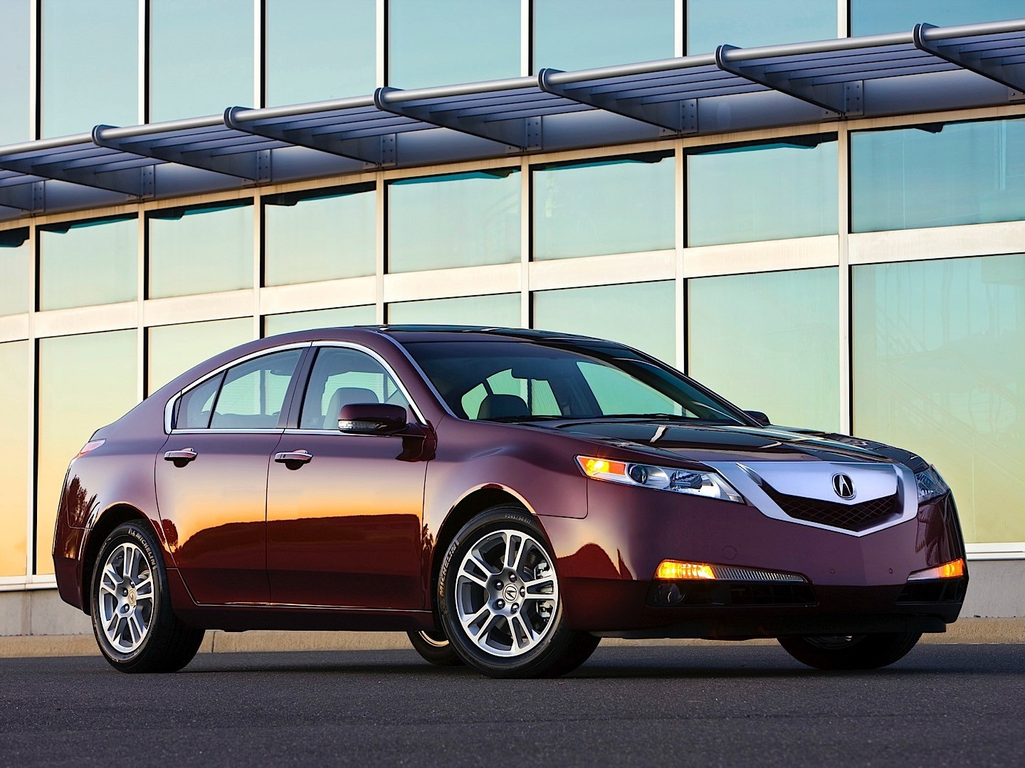 ACURA TL specs & photos - 2008, 2009, 2010, 2011, 2012, 2013, 2014 - autoevolution