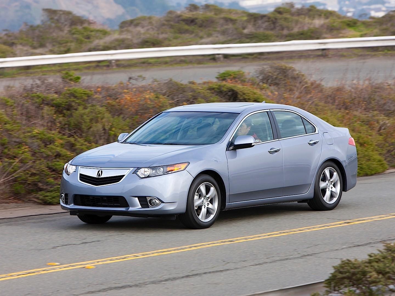 Acura Tsx 2008 2009 2010 2011 2012 2013 2014