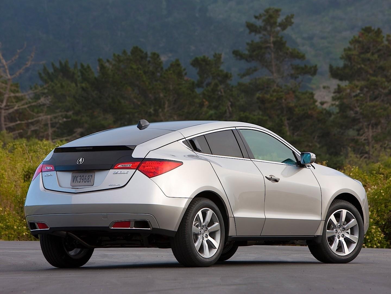 Acura Zdx Specs 2009 2010 2011 2012 2013 Autoevolution