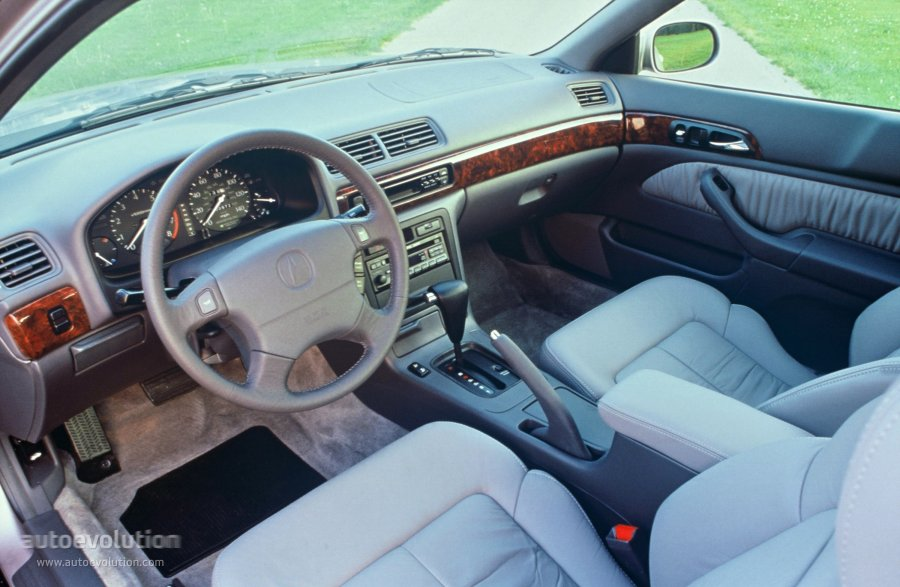 ACURA CL Specs Photos Autoevolution - Acura cl 97