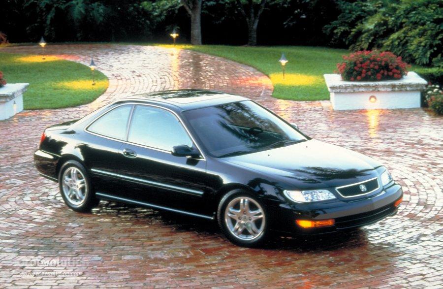 Acuracl on Acura Legend