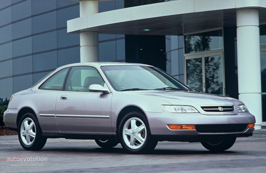 ACURA CL specs & photos - 1997, 1998, 1999, 2000, 2001 ...