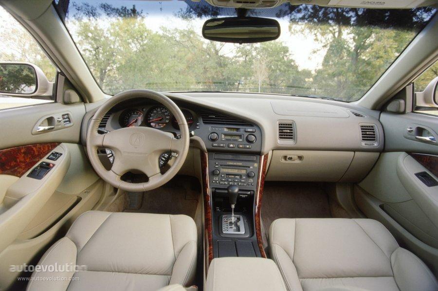 Acura Cl 2001 2004