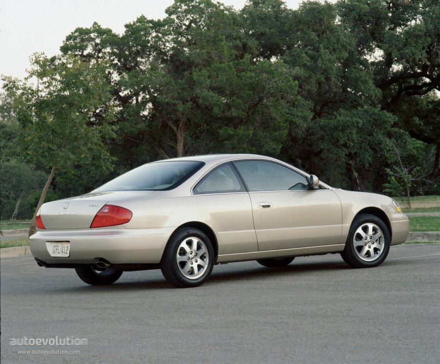 Acura Cl 2001 2002 2003 2004 Autoevolution
