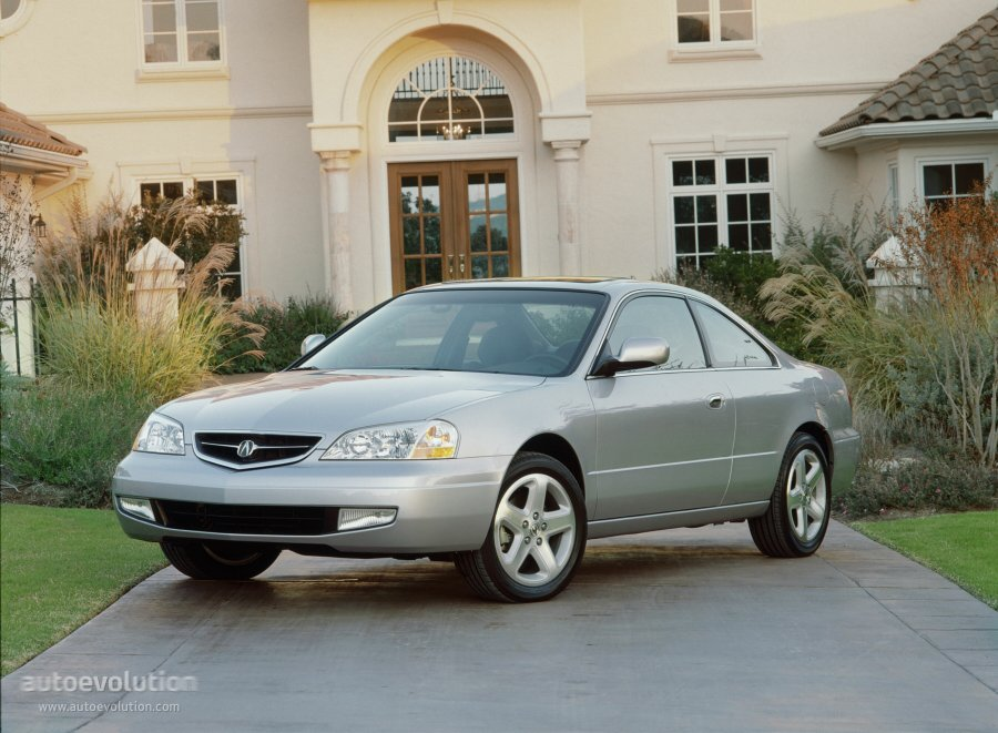 Acuracl on 2003 Acura Cl