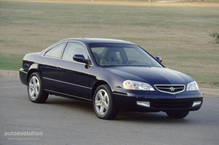 ACURA CL - 2001, 2002, 2003, 2004 - autoevolution