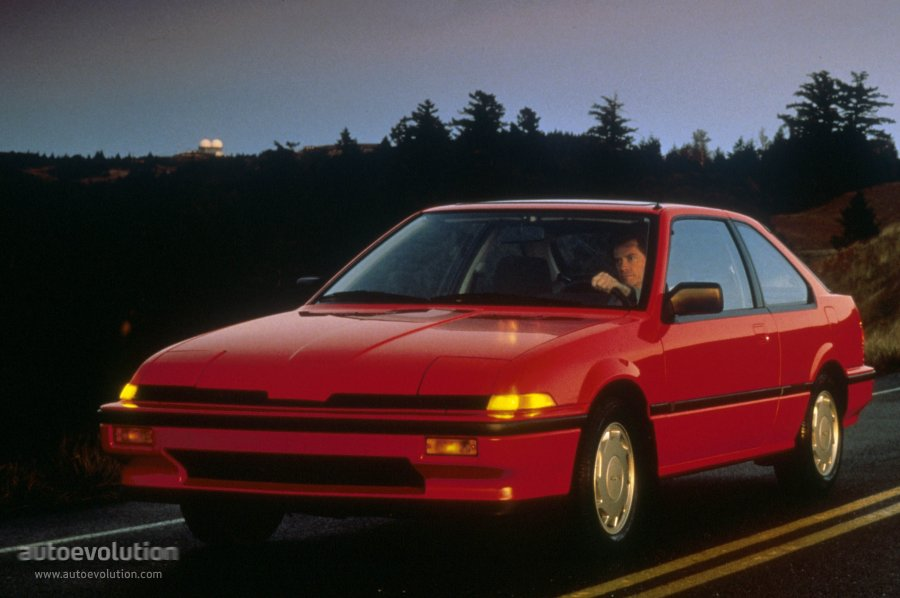 ACURA Integra Coupe specs & photos - 1986, 1987, 1988 ...