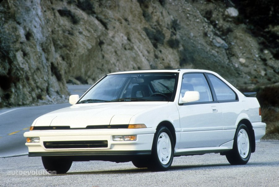 acura integra coupe specs photos 1986 1987 1988. Black Bedroom Furniture Sets. Home Design Ideas