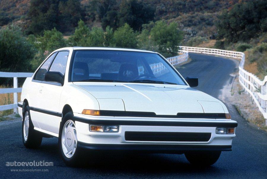 Acura integra coupe specs 1986 1987 1988 1989 autoevolution acura integra coupe 1986 1989 sciox Image collections