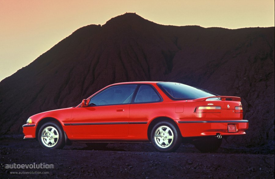 Acura Integra Coupe Specs 1989 1990 1991 1992 1993