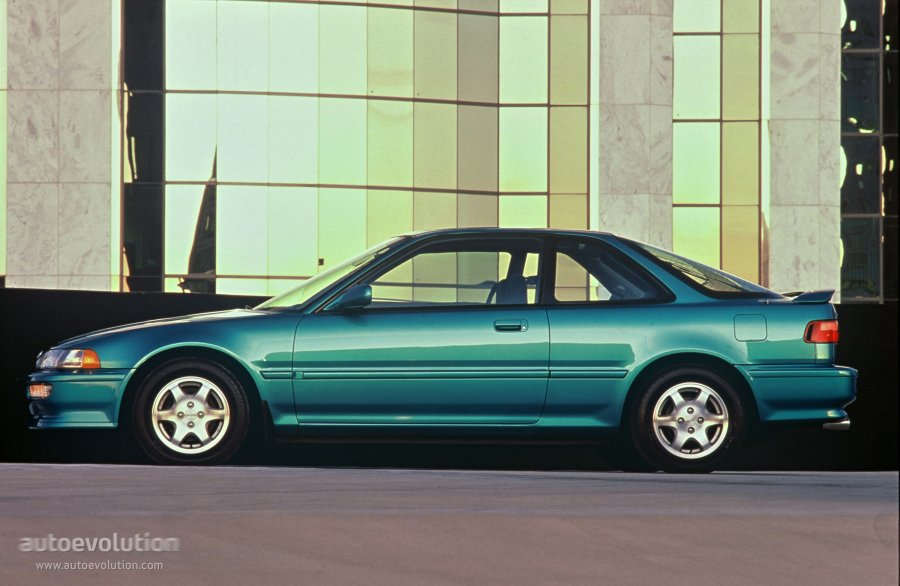 Acura Integra Coupe 1989 1990 1991 1992 1993 1994