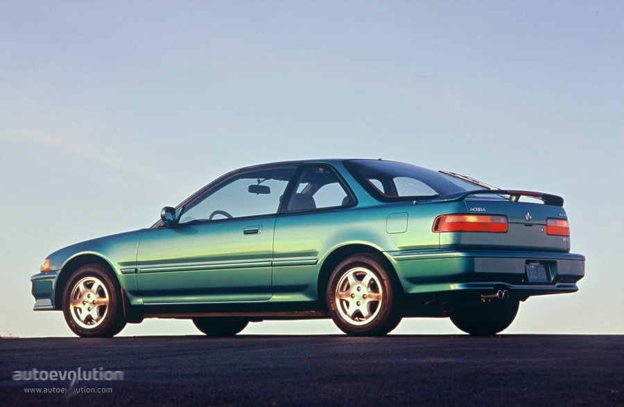 acura integra coupe (1989 - 1994)