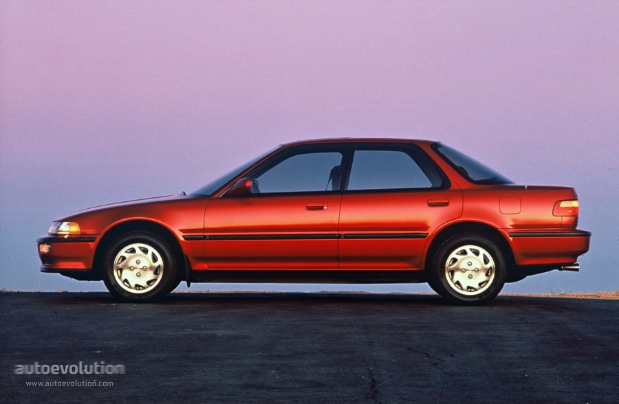 Acura Integra Sedan 1989 1990 1991 1992 1993