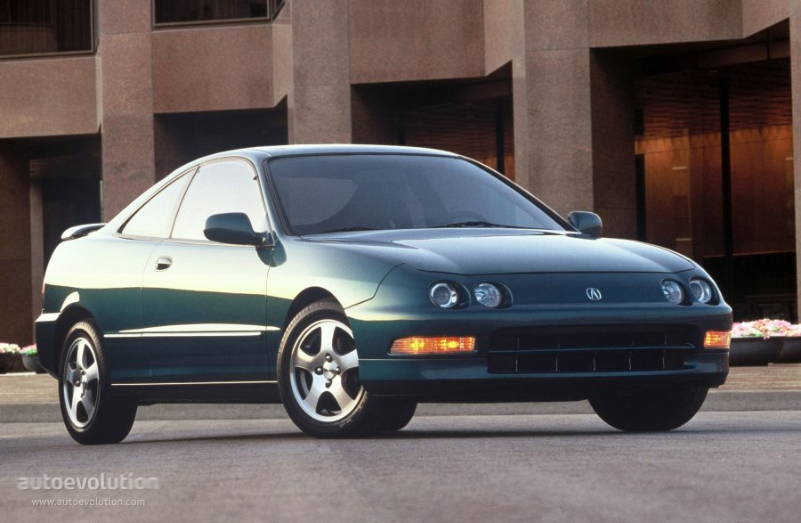 ACURA Integra Coupe specs & photos - 1994, 1995, 1996 ...