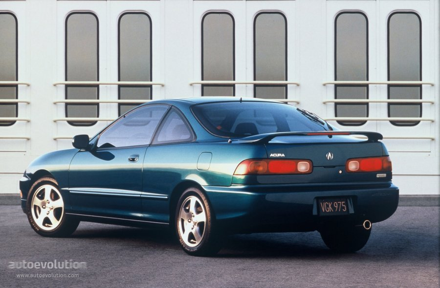 ACURA Integra Coupe specs - 1994, 1995, 1996, 1997, 1998, 1999, 2000
