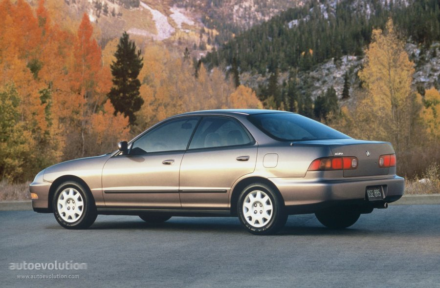 ACURA Integra Sedan specs - 1994, 1995, 1996, 1997, 1998, 1999, 2000 ...