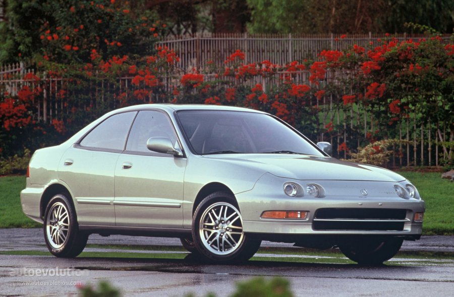 ACURA Integra Sedan Specs - Acura integra tire size