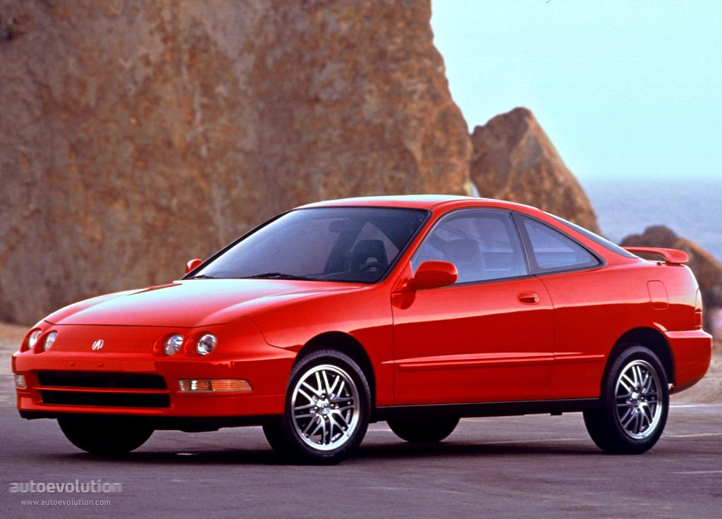 Acura Integra Coupe Specs Photos 1994 1995 1996 1997 1998 1999 2000 2001 Autoevolution