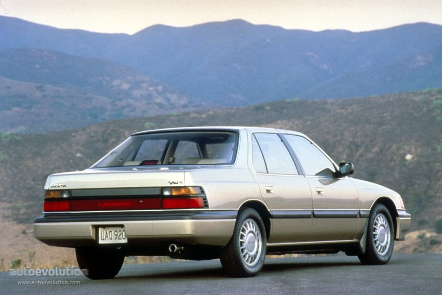 ACURA Legend specs - 1986, 1987, 1988, 1989, 1990, 1991 - autoevolution