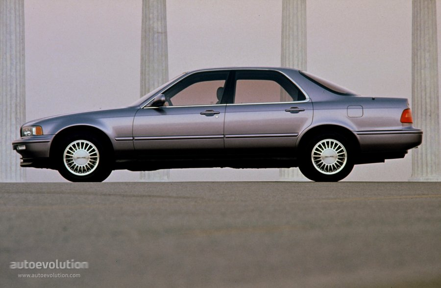 ACURA Legend specs & photos - 1990, 1991, 1992, 1993, 1994, 1995, 1996 - autoevolution