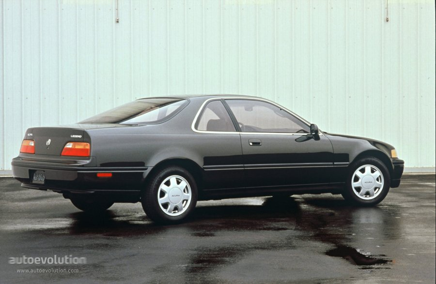 ACURA Legend Coupe specs - 1990, 1991, 1992, 1993, 1994, 1995 - autoevolution