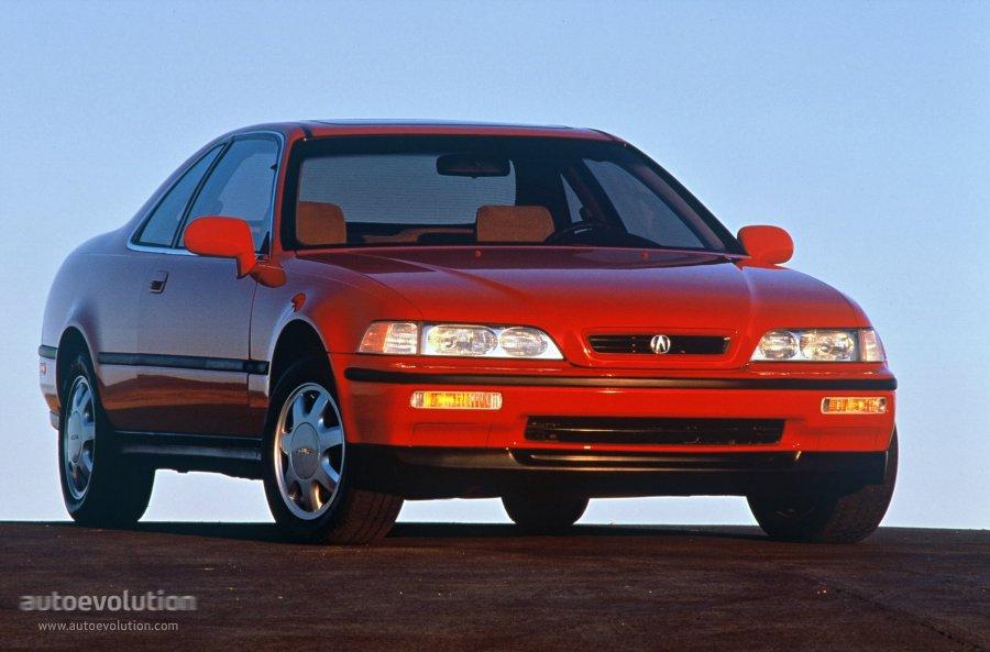 acura legend coupe 1990 1991 1992 1993 1994 1995