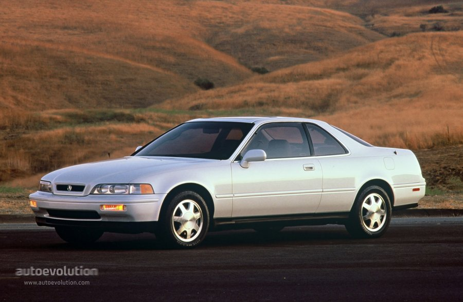 ACURA Legend Coupe specs & photos - 1990, 1991, 1992, 1993 ...