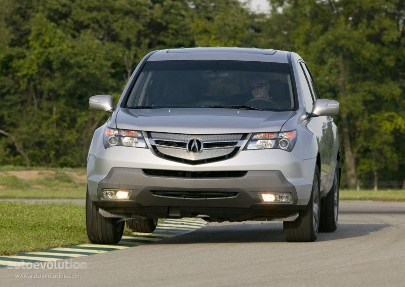 2006 Acura Mdx Reviews >> ACURA MDX specs - 2006, 2007, 2008, 2009 - autoevolution