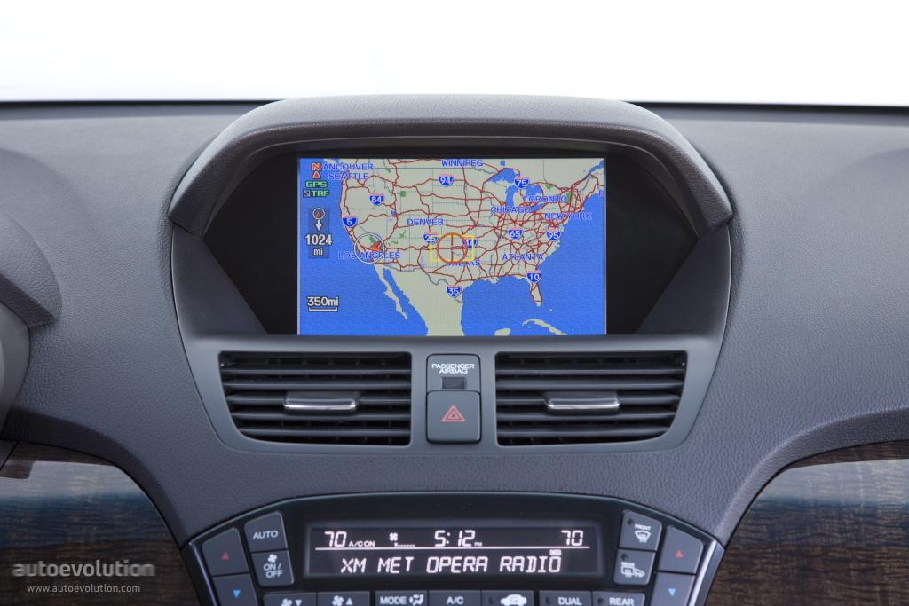 acura mdx specs 2010 2011 2012 2013 autoevolution rh autoevolution com 2002 Acura MDX Acura MDX Aftermarket Accessories