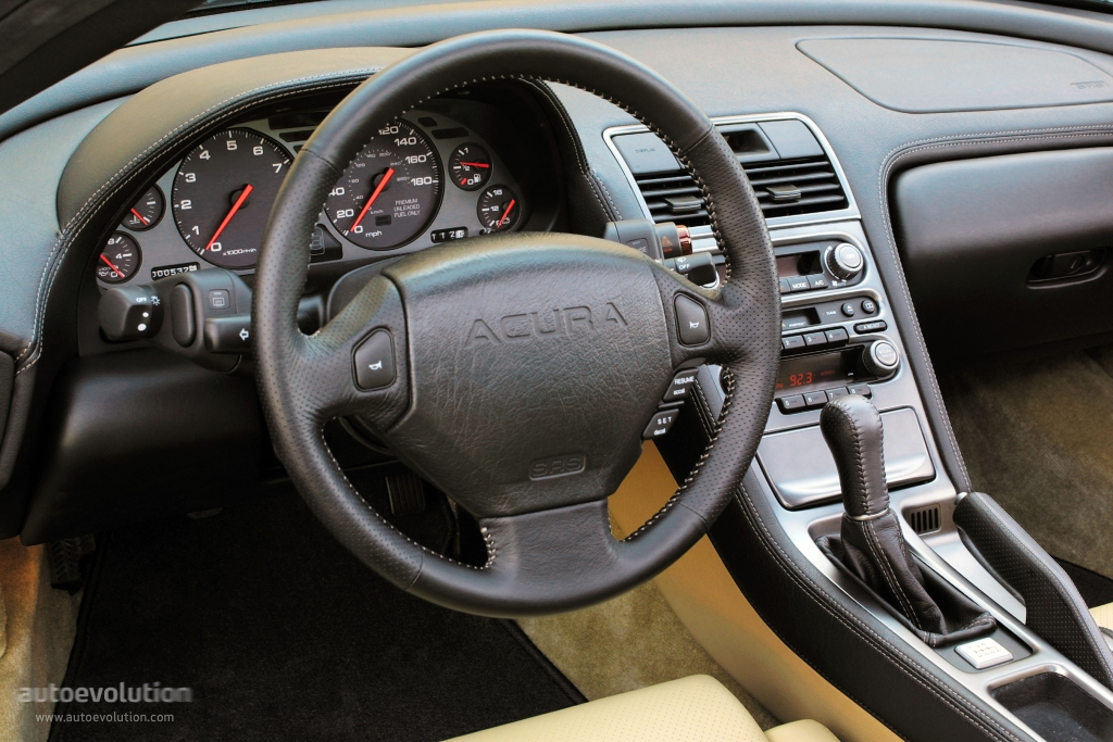 Acura Nsx T 2001 2002 2003 2004 2005 Autoevolution