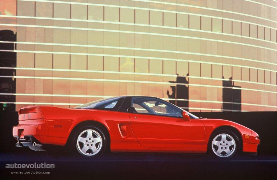 Acura nsx 1991 1992 1993 1994 1995 1996 1997 1998 1999 2000 2001 autoevolution