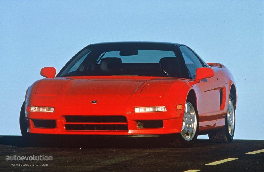 ACURA NSX specs - 1991, 1992, 1993, 1994, 1995, 1996, 1997, 1998 ...