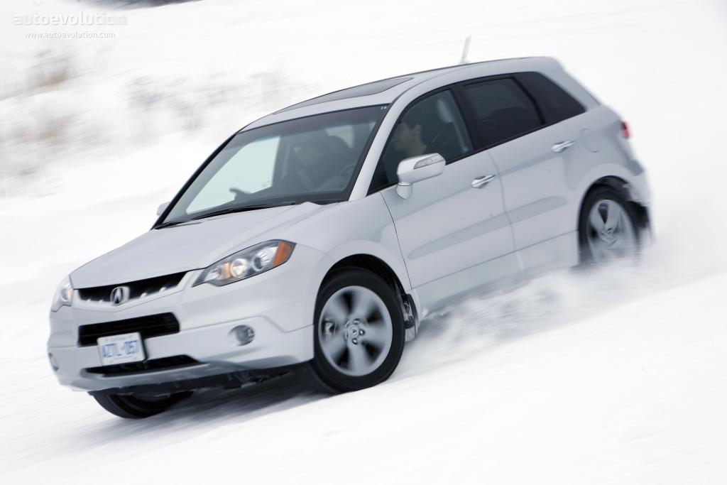 ACURA RDX specs  2006 2007 2008 2009 2010 2011  autoevolution