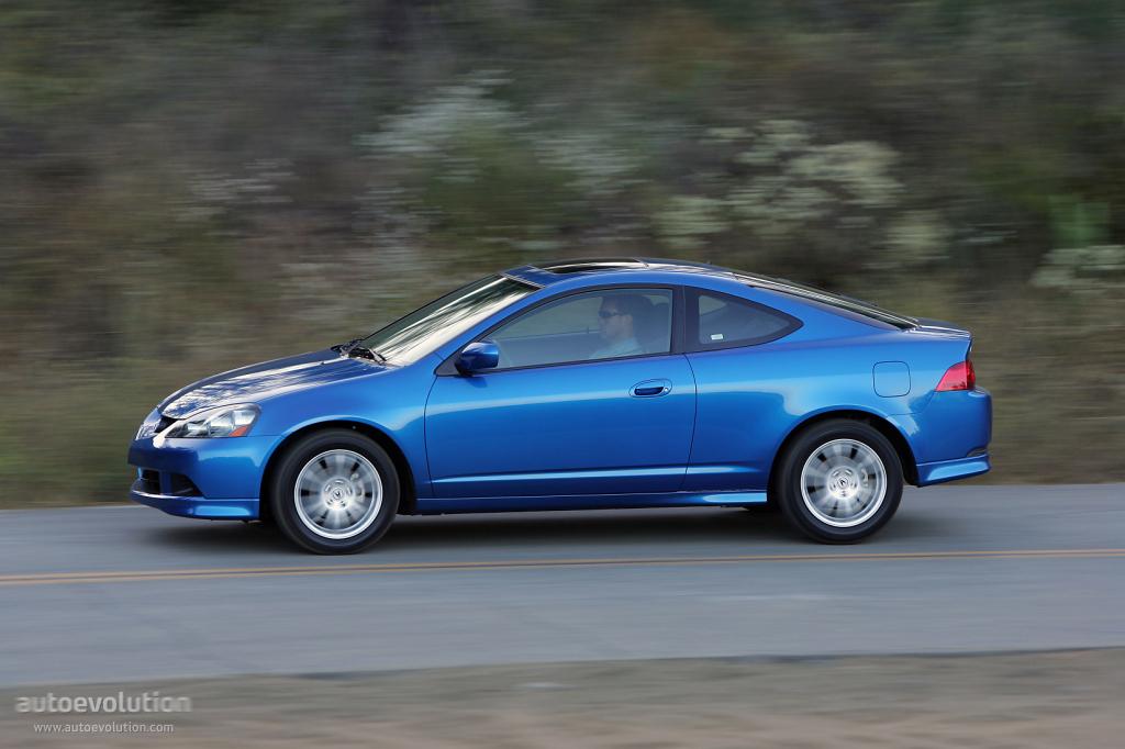 Acura Rsx 2005 2006