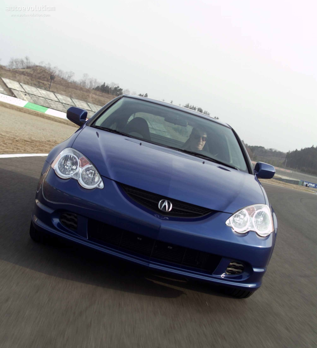 ACURA RSX TYPE-S Specs & Photos