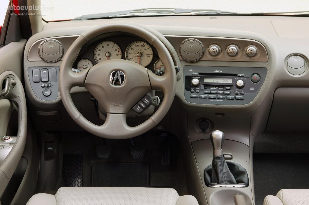 ACURA RSX TYPE-S - 2002, 2003, 2004, 2005 - autoevolution