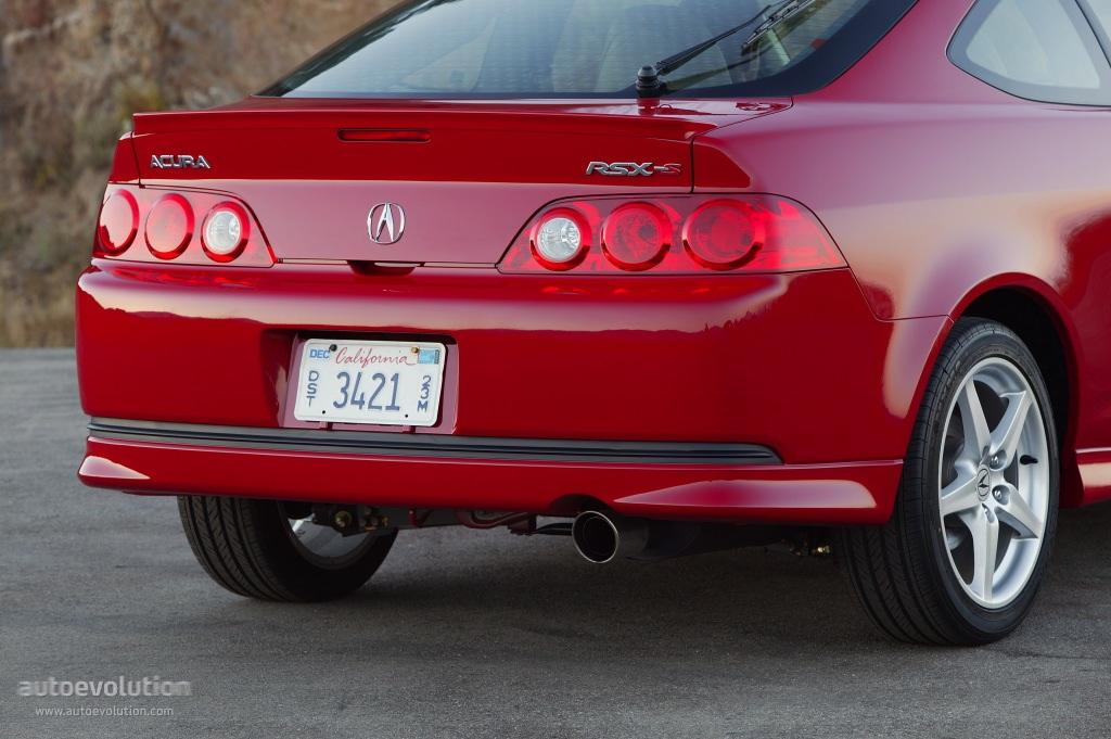 Acura Rsx Type S 2005 2006