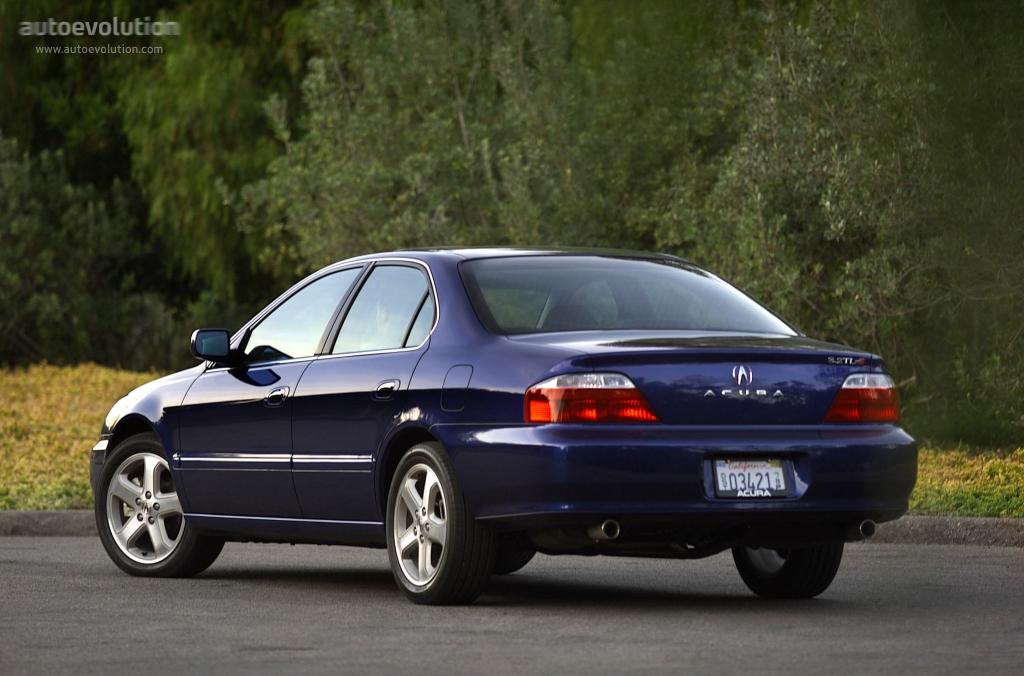 Acura Tl 1999 2000 2001 2002 2003 Autoevolution