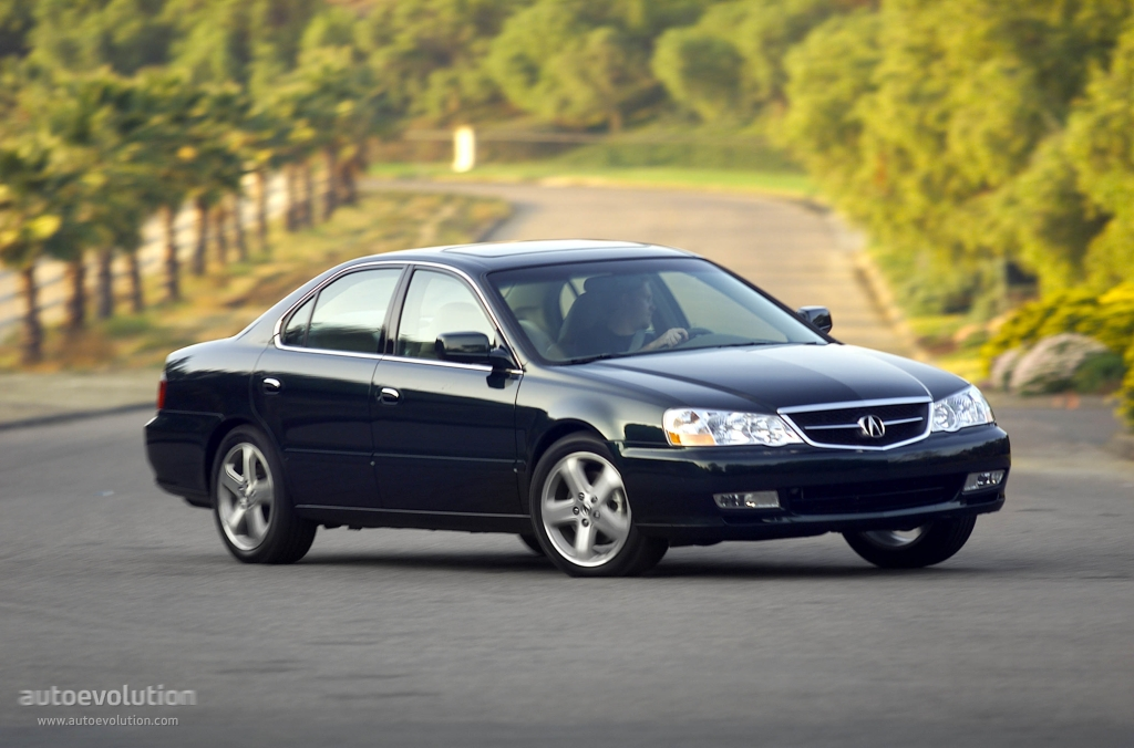 2000 Acura Tl Service Manual