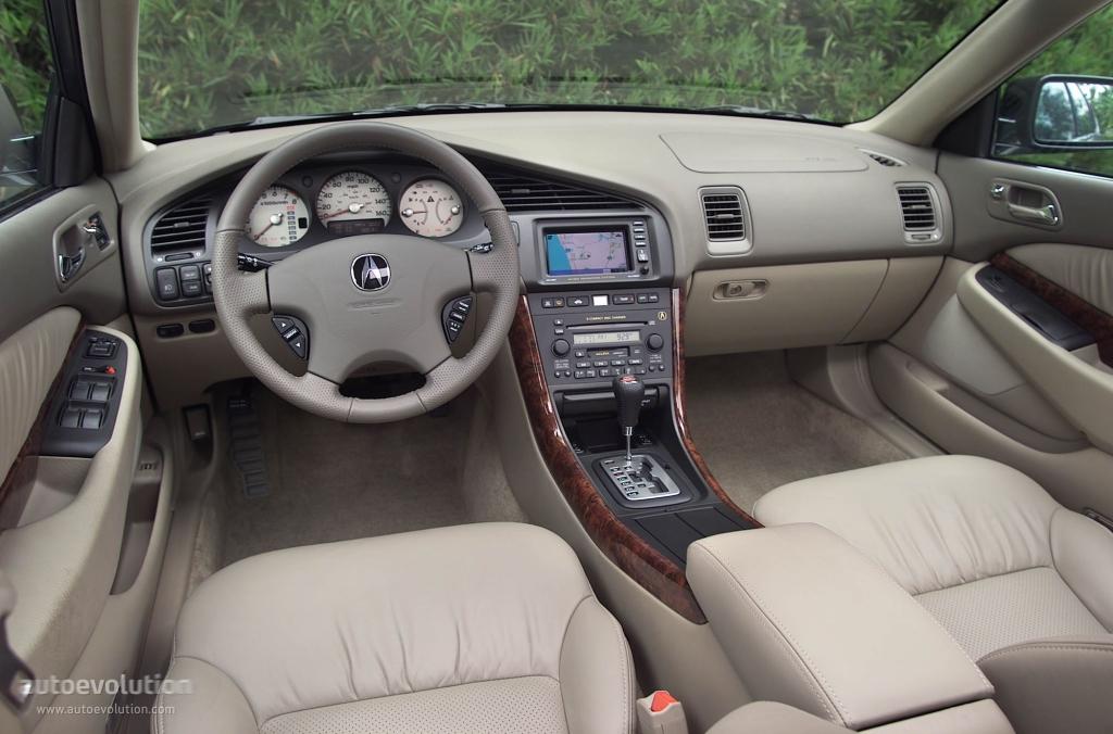 Acuratl on 1999 Acura Tl Engine