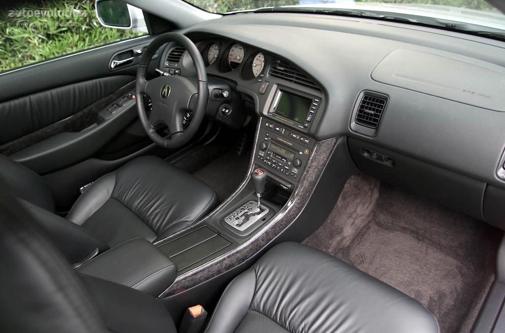 2000 Acura Tl 3.2 >> ACURA TL - 1999, 2000, 2001, 2002, 2003 - autoevolution